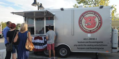 The operators of the Smoking Swine food truck are taking over a Canton kitchen.