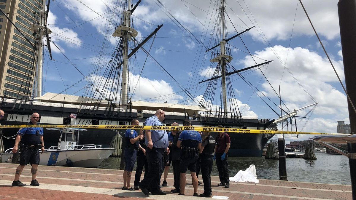 Body found in Baltimore's Inner Harbor waters on Thursday ...