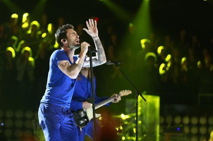 "Maroon 5 debuted its new single, ""Daylight,"" on ""The Voice."""