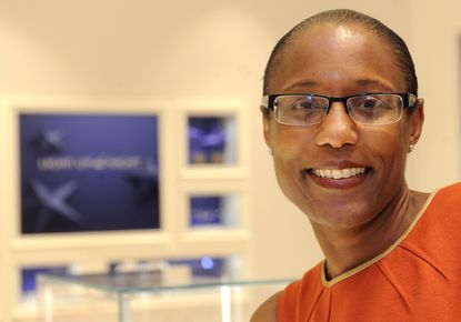 Tracey Griffin, a Bethesda resident, joined Pandora Americas as chief operating officer last month.