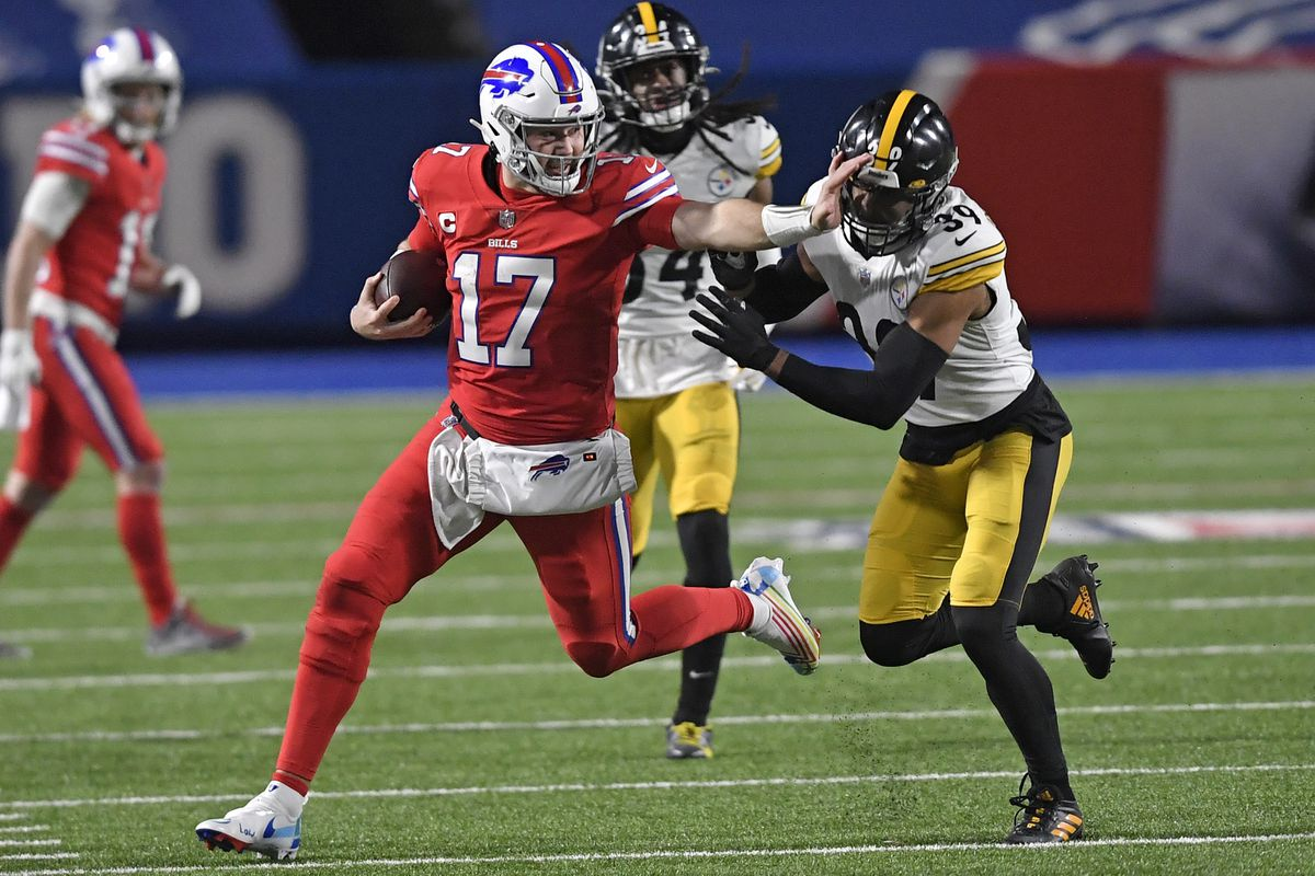 Image of article 'NFL MVP watch, Week 14: Can Josh Allen make a late charge'