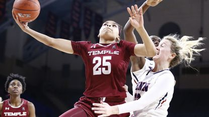 St. Frances graduate Mia Davis emerges as one of top players in AAC for Temple women's basketball