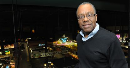 Robert Thomas is executive director of the Baltimore Public Markets Corp., which oversees Baltimore's six public markets.