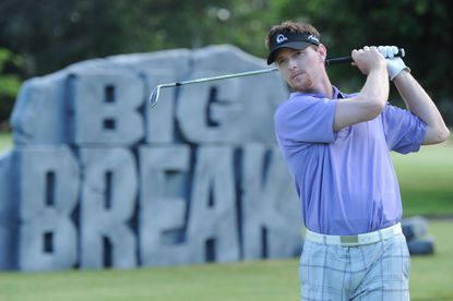 """Chad Schulze, 34, of Cockeysville, was offered the chance to participate in the 20th season of """"Big Break"""" right after the show in Mexico concluded."""