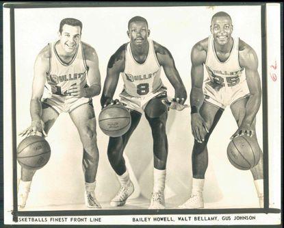 Walt Bellamy, Hall of Famer and ex-Bullet, dies at 74