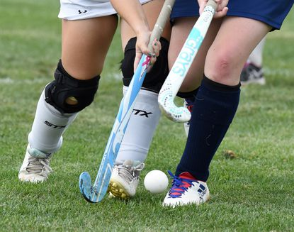 Field hockey teams from Bel Air and Fallston were both winners Monday in UCBAC Chesapeake Division play.