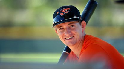 Showalter: Time missed with shoulder injury won't hurt Orioles prospect Hays in roster race