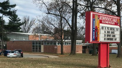 A committee of nine teachers, school officials, parents and community members met for the first time this week to discuss potential boundary changes to relieve overcrowding at Johnnycake Elementary School.