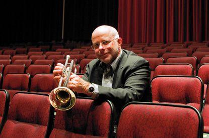 Jazz musician Dave Ballou.