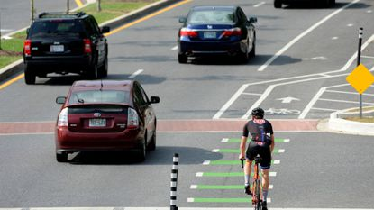Baltimore bike lane construction delayed again, amid fire code concerns