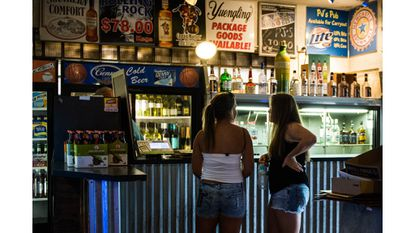 A snapshot of students' favorite watering holes