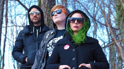 This Baltimore band isn't just performing on Warped Tour — it's bringing skills to fight harassment