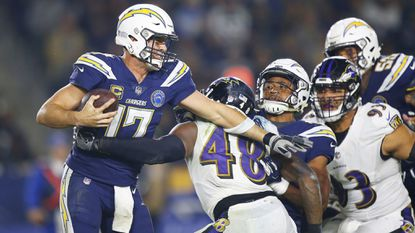 Drew Brees still creating challenges for Philip Rivers; looking at NFL playoff picture