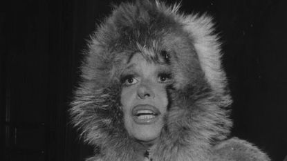 Carol Channing was forced to flee from a fire in the Lord Baltimore Hotel in December 1978.