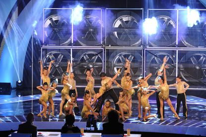 """The Untouchables perform on the finale of """"America's Got Talent."""""""