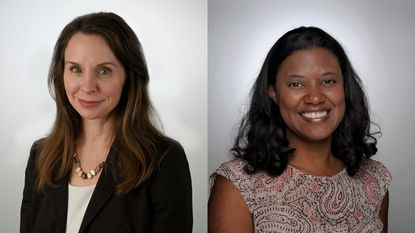The Baltimore Sun's Tricia Bishop and Andrea K. McDaniels were recently promoted to direct of content for opinion and deputy editorial page editor, respectively.