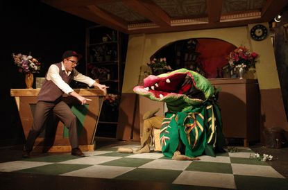 Tasteful quirkiness in Playhouse's 'Little Shop of Horrors'