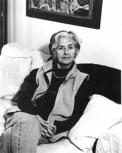 Dr. Dianne Ganz Scheper was a prolific contributor of essays and reviews to a variety of humanistic journals. (Courtesy)