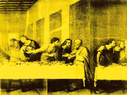 "Andy Warhol's ""The Last Supper"" is one of three painting the Baltimore Museum of Art has shown interest in selling."
