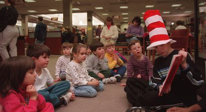 Several branches of the Carroll County Public Library will help celebrate the anniversary of Dr. Seuss' birth this week, with a Happy Birthday Dr. Seuss event planned at the Eldersburg branch on Thursday.