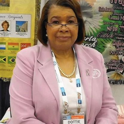 """Doretha """"Dottie"""" Hector died of a heart attack at her Northwest Baltimore home. She was 74."""