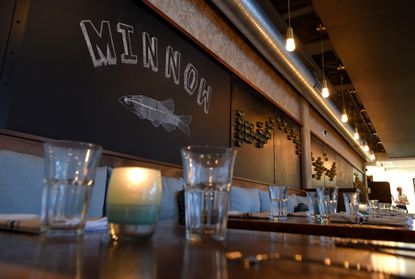 Minnow restaurant in south Baltimore was recently replaced by Hot Dry, a Chinese-style noodle and dumpling place that brings to mind the debate over the cultural appropriation of ethnic food.
