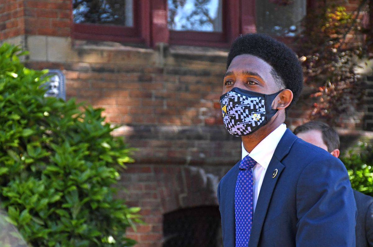 They had sparred over crime. But Baltimore Mayor Brandon ...