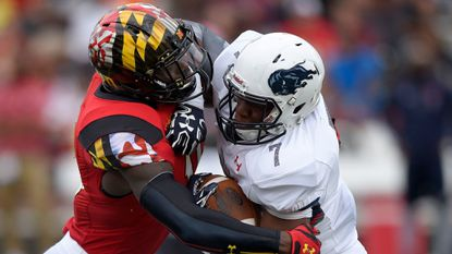 After 14 years apart, Maryland football's Melvin Keihn will surprise his mother in Liberia