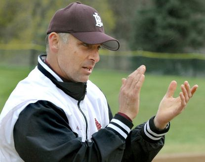 Former Orioles shortstop Mike Bordick is in his second season as coach at Boys' Latin.