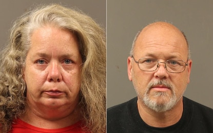 Pamela Arrington and Garriott Cox are both charged with 63 counts related to animal cruelty.