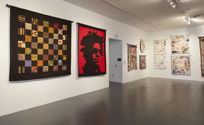 Three artists use quilting as political statements and teaching tools at Creative Alliance's 'Evidence'