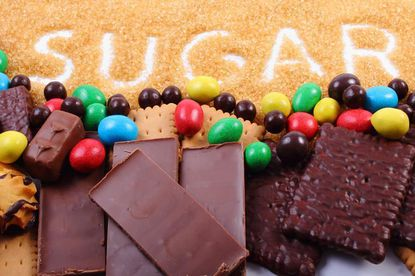 Sugar can be addicting and lead to health problems.