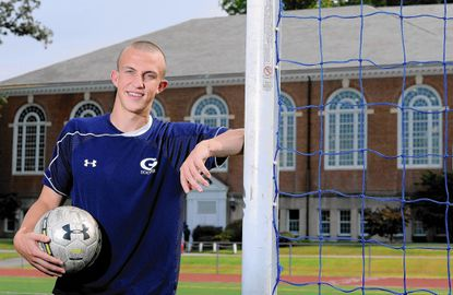 Recent Gilman grad Sam Wancowicz is the 2014 Baltimore Messenger male Athlete of the Year. He will play soccer at the University of Pennsylvania in the fall.