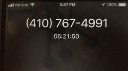 Don't call this number with questions about your tax assessment. Nobody will answer.