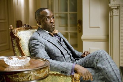 """Coming from 'The Wire' and going to work on 'Boardwalk Empire' is like lightning striking in the same place twice – I've been so fortunate to have these roles,"" Michael Kenneth Williams says."