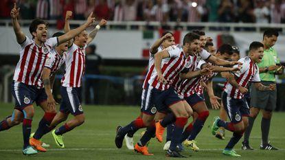 Chivas wins CONCACAF title, beating Toronto FC on penalty kicks