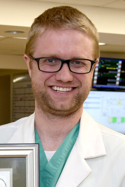 Bryan Hambley, M.D., Carroll Hospital's July Physician of the Month - Original Credit: Courtesy Photo