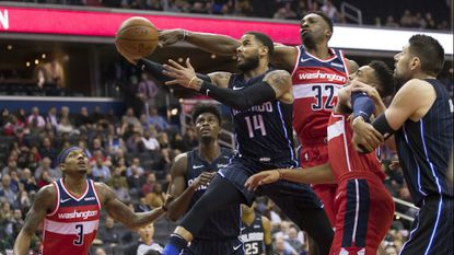 Orlando Magic suffer another playoff-push blow, fall 100-90 to Washington Wizards
