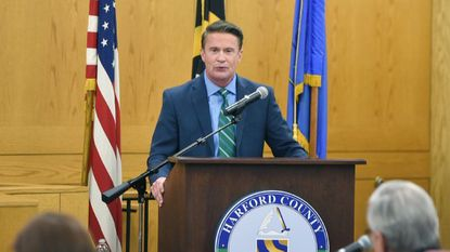 Harford's Glassman to give State of County Address Jan. 9
