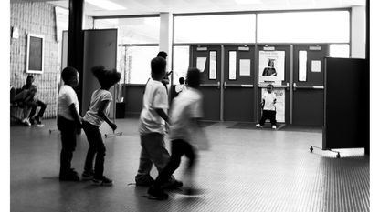 For Westside Elementary, unrest was just one of many challenges