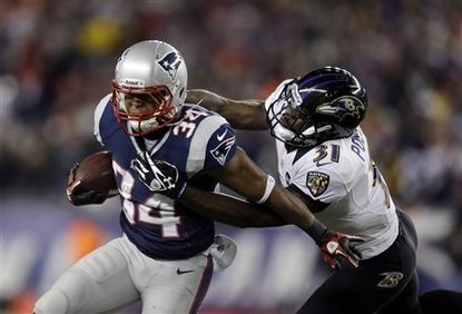 Shane Vereen was fantastic for the Pats in the postseason. Will it translate to 2013?