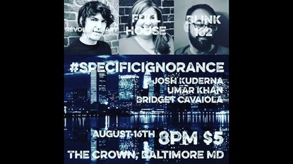 Tuesday: Specific Ignorance