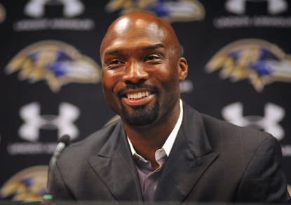 Former Ravens wide receiver Derrick Mason announced his retirement in June 2012.