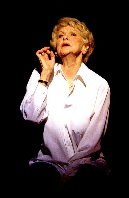 Elaine Stritch has role of her life: Interview with Callaway is humorous and revealing