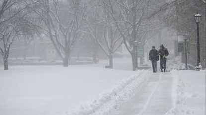 Snow back in the forecast for Carroll County