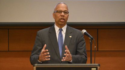 Lt. Gov. Rutherford visits Carroll County for Rural Health Day in Maryland
