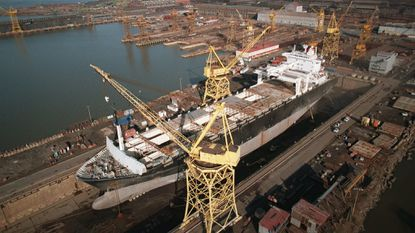 Tradepoint Atlantic acquires Sparrows Point shipyard for $33.5 million