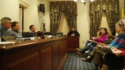 Westminster planning commission approves downtown firearms sale bill, suggests council make adjustments