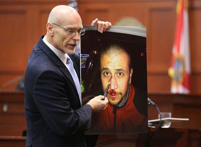 Trial in death of Trayvon Martin