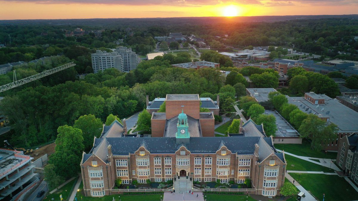 Cross Campus Driv Towson Universitys – Houriya Media